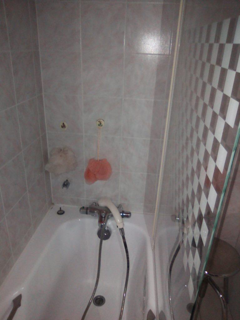 baignoire à enlever